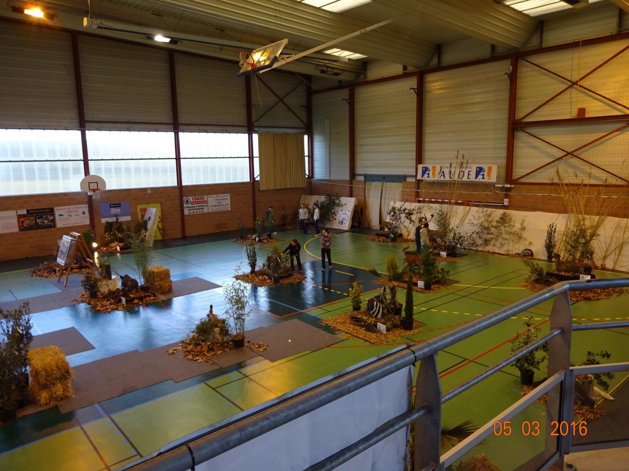 3D indoor Castelnaudary (05/03/16)