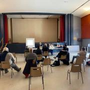 Arbitres formateurs à Bizanet (17/10/20).