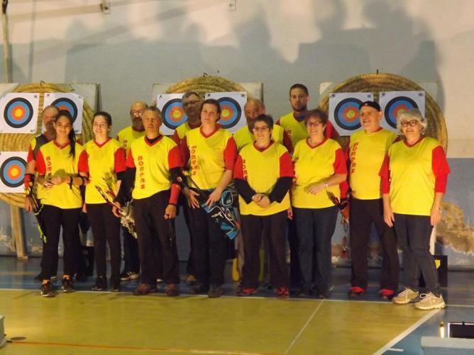 Concours salle de Bompas le 13/11/16.