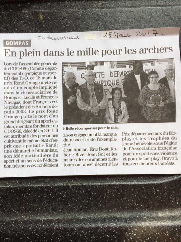 Prix René Grange (CDOS 18/03/17).