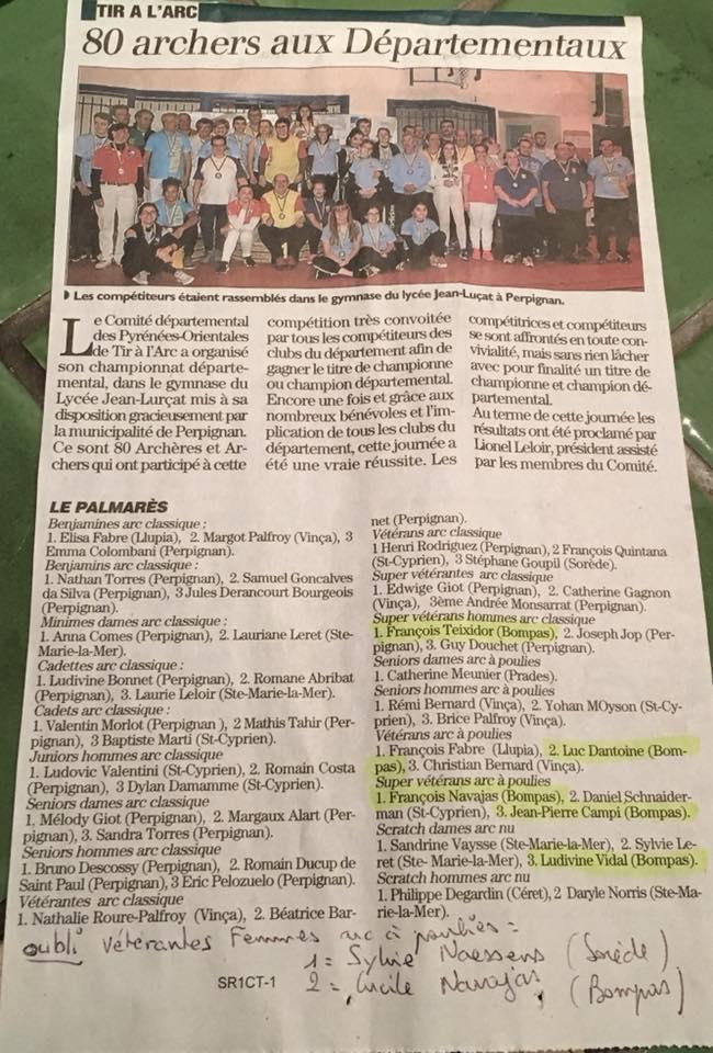 Chpt 66 salle à Perpignan (28/01/18)