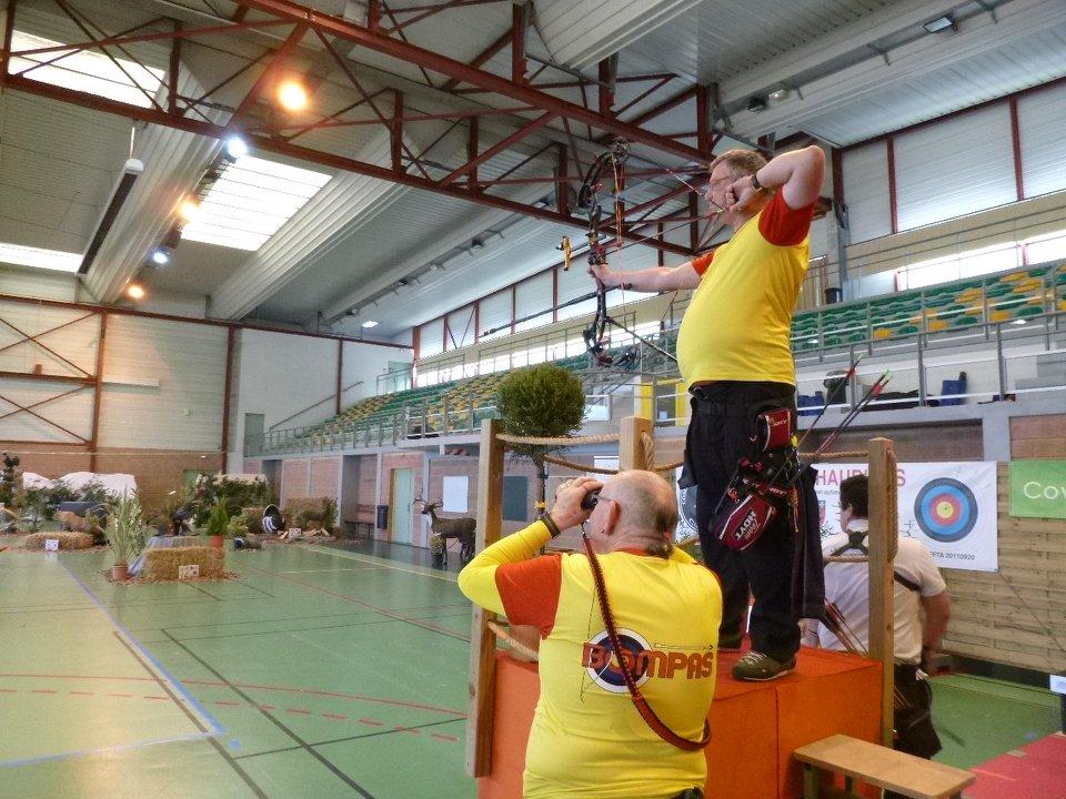 3D Indoor Castelnaudary (03/03/18)