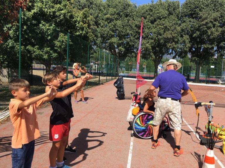 Fête du sport Prades (22/09/18)