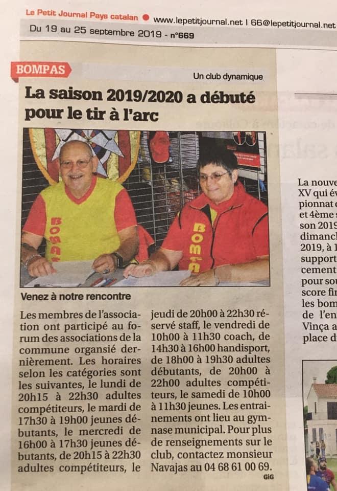 Fête des Associations (07/09/19).