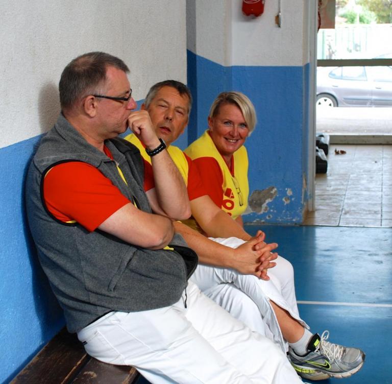 Luc, Bernard et Yolande (nov 2013)