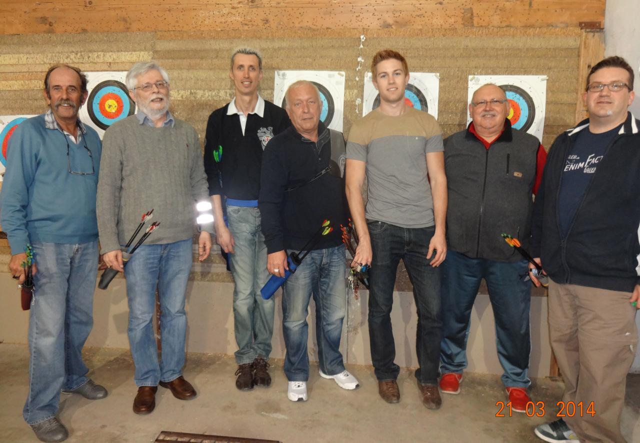 Le tir à l'arc: un sport d'hommes ??....