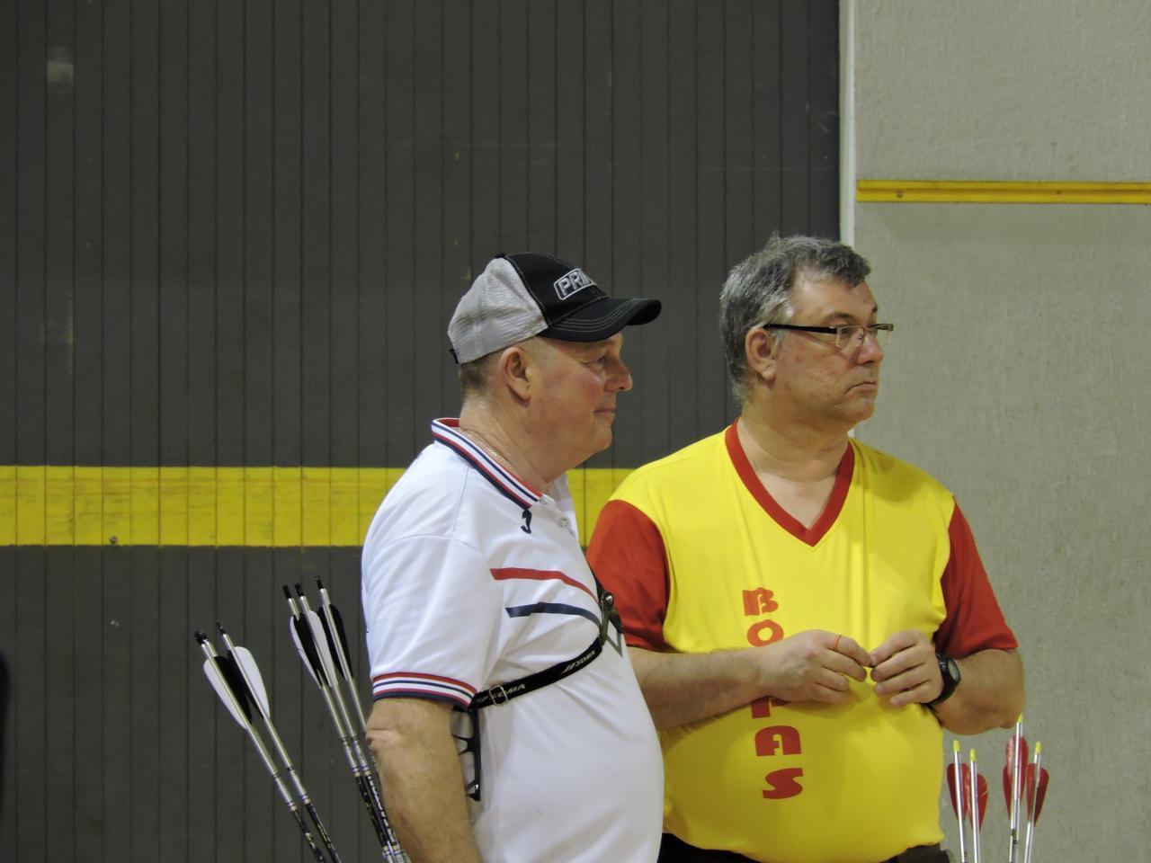Championnat Ligue salle Frontignan (06/02/16) 4ième!!!